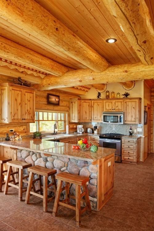 Beautiful Log Home Kitchens Log Home Kitchen Cabinet Ideas Cabin Kitchen  Ideas For A Sensational Kitchen Remodeling Or Renovation Beautiful Log Home  Kitchen