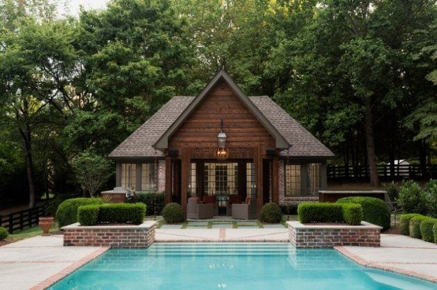 Having a pool in your backyard has never been so stylish