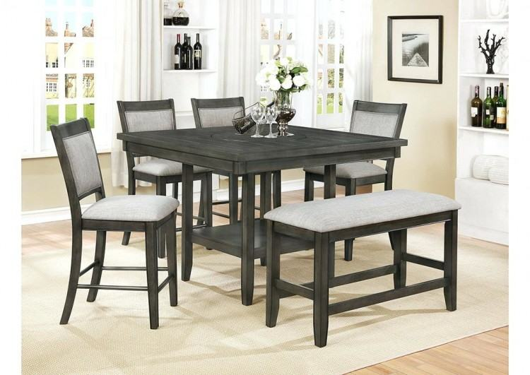 Full Size of Counter Height Dining Table Ikea Torjin Brown And Gray Long  Skinny Tall Square