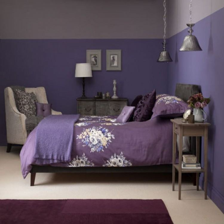 purple grey rugs