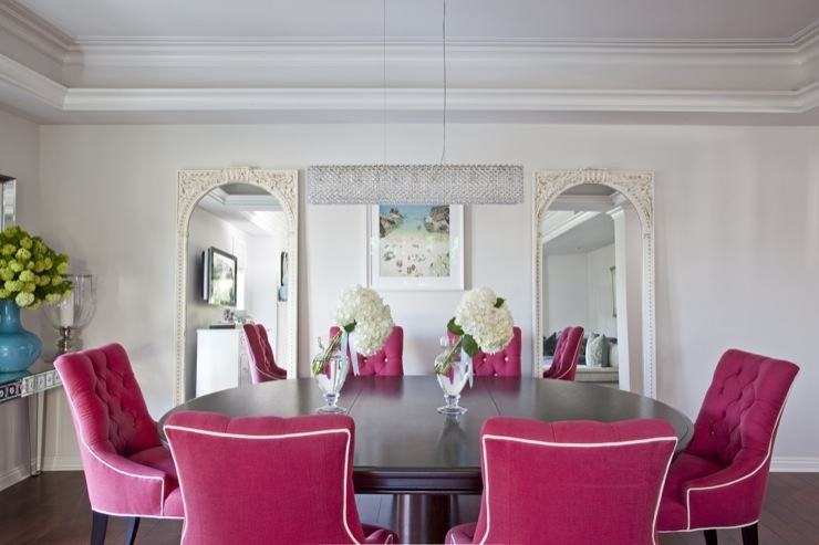 magnificent pink dining chairs uk hot pink dining chairs uk