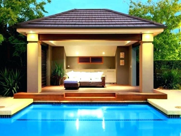 pool house kits for sale building cabana plans fl