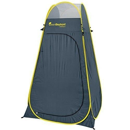 Solar Camping Shower Bag vs