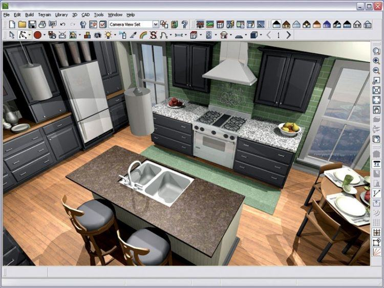 Lowe's kitchen design software