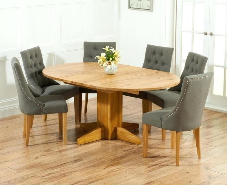 oak dining set 6 chairs oak dining table extending breathtaking chunky  solid oak dining table and