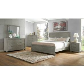 Barbados Bed Upholstered Coated with Fabric by Milano Bedding Sales Online