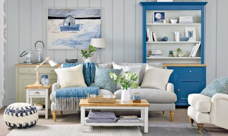 Cheery colors and  whimsical accents: this is where decor can