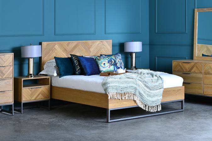 Photo of Hand Crafted Solid Wood Bedroom Furniture