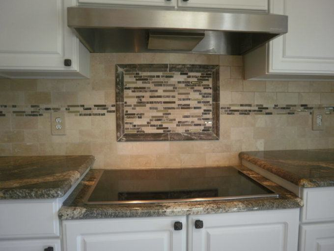 Kitchen Backsplash Medium size Kitchen Backsplash Decorating Ideas  Designs Photo Homes Goes subway travertine backsplash mosaic