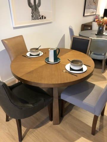 See how our customers have styled the Parc Extendable Dining  Table
