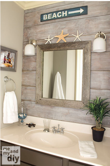 beach  house bathroom designs