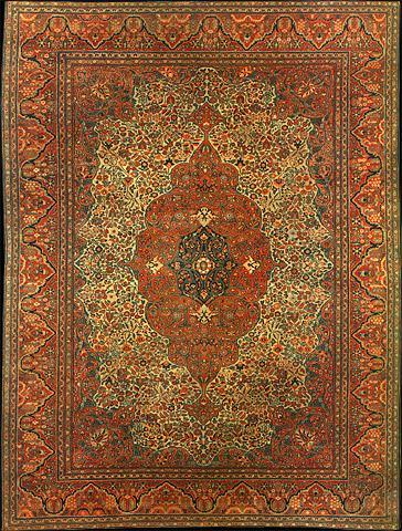 A large Northwest Persian Kelleh