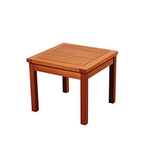 Kingsbury Outdoor Furniture 2 Seat FSC Wooden Garden Park Bench:  Amazon