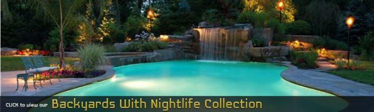 File#65945700525: Landscape Designer Working Hard on a pool landscape plan