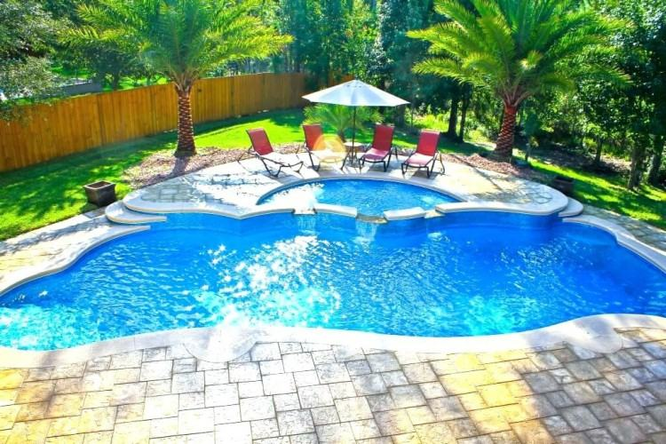 fantastic pool designs with slides pools with waterfalls and slides lovely  on other swimming pool landscaping