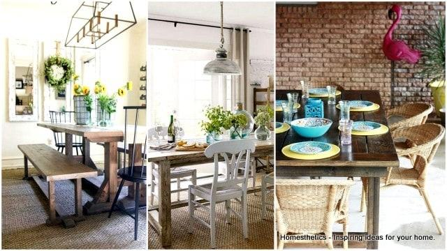 Full Size of Diy Rustic Modern Dining Table Wood Round Easy Kitchen  Astonishing How To Build