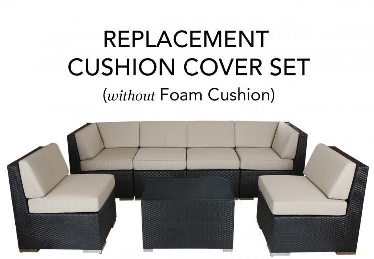 25 x 27 Outdoor Chair Cushion in Standard Blue