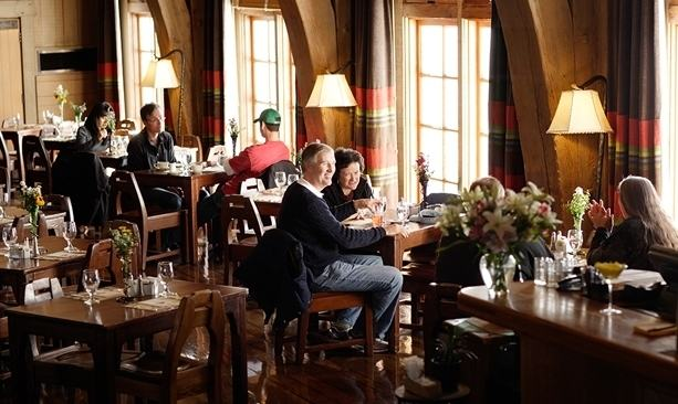 Cascade Dining Room, Timberline Lodge | by V