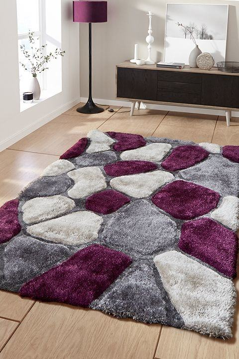 purple rugs for bedroom
