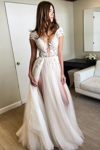 Sample Sale gowns contain imperfecti