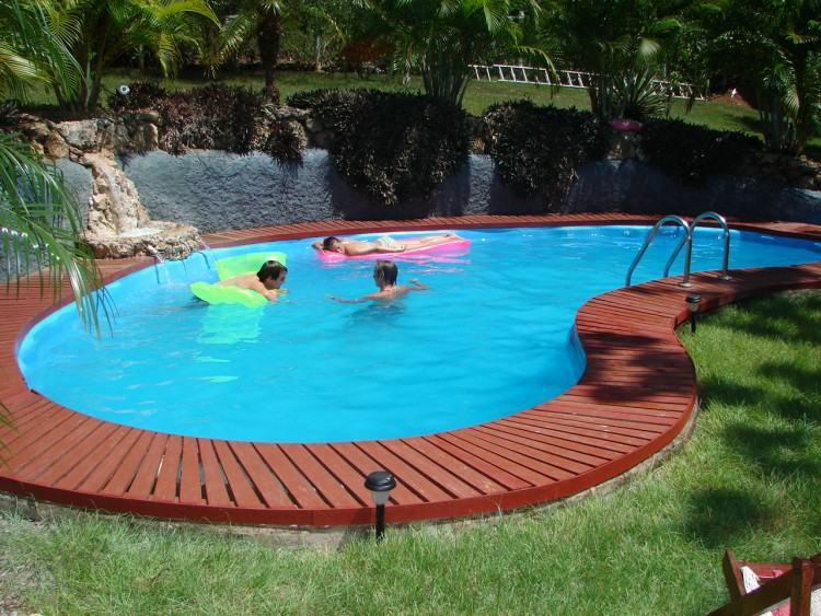 above ground pools with decks images above ground pool with deck impressive above  ground pools deck