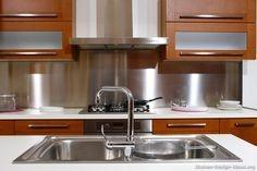 Best Tile For Kitchen Backsplash Famous Modern Designs Kitchens Mosaic Wall