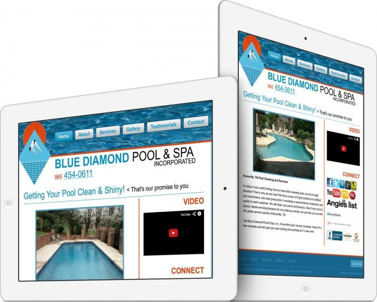 Blue Diamond Pool Designs, Inc