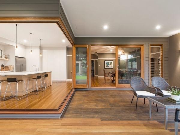 Award Winning Wahroonga Home Staircase Seaforth House