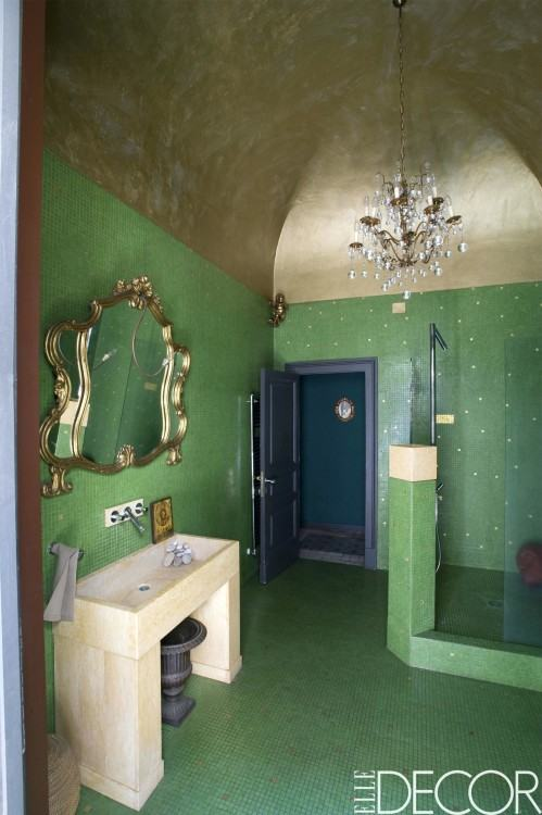Best Bathroom Colors Inspiration of Bright Colored Bathrooms
