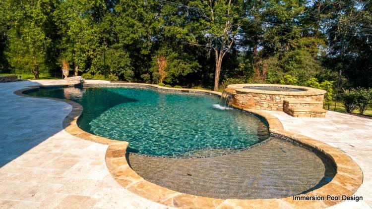 Concrete Pools Gallery