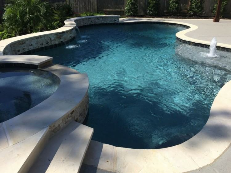 Woodlands Custom Pool Builder and Design 49