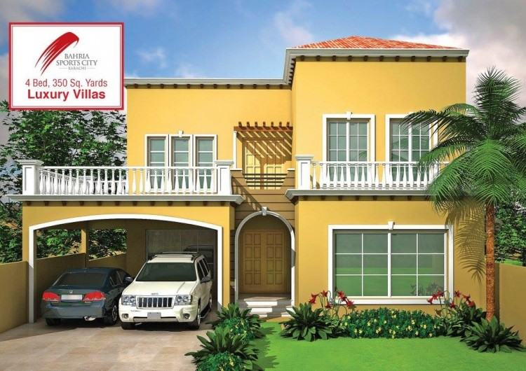 Yard Villa For Sale