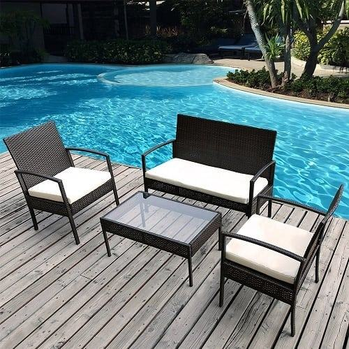Outdoor Furniture & Outdoor Accents