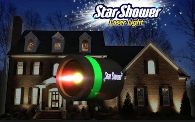 Color: Star Shower Slide Show LED  Holiday