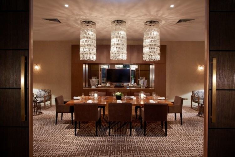BANK Restaurant offers five distinct Private Dining Rooms perfect for  intimate dinners, meetings or casual gatherings