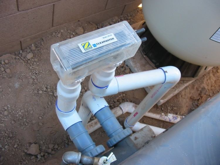 When a system is fully primed, the system components, pipes, pump, filter  etc