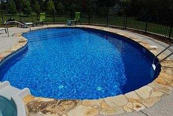 blue diamond pool service, swimming pool renovation, pool liners, high  point, North