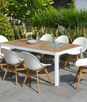 Simple Fsc Certified Wood Patio Furniture Of Garden Furniture Set  Moreno 260cm Fsc Certification