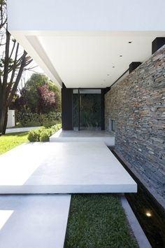 modern house entry ideas exterior  entrance