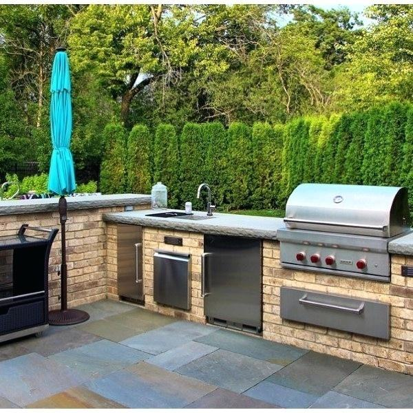 amazing patio setup
