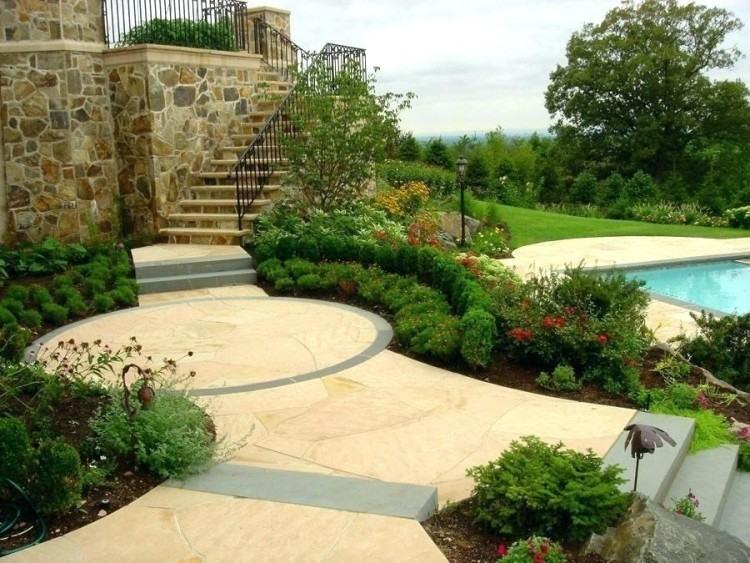 invigorating backyard pool ideas landscapes designs design build  landscaping photos swimming
