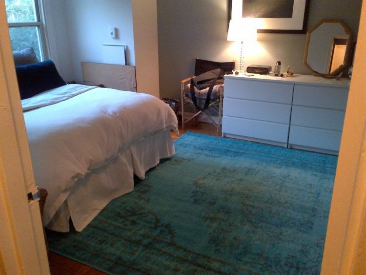 blue rugs for bedroom modern shaggy rugs teal blue black thick easy clean  turquoise aqua small