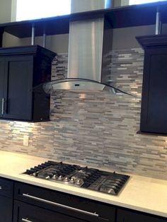 Innovative Ideas Contemporary Kitchen Backsplash Modern Tile Cool Glass  For