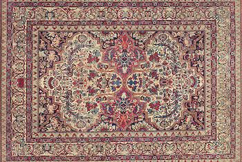 Persian rugs are an integral part of Iran's culture and art