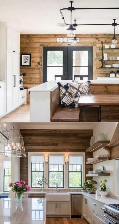 kitchen accent wall cool ideas